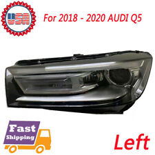 For 2018 2019 2020 Audi Q5 Xenon Hid Headlight Left Driver Side 80A941005B Oem (Fits: Audi)