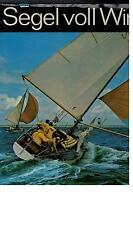 Hans Jürgen Hanser - Segel voll Wind - 1973