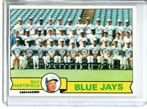 1979 TOPPS BLUE JAYS TEAM CARD (NM-NM/MT)