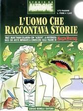 fumetto STORIE DA ALTROVE L'UOMO CHE RACCONTAVA STORIE