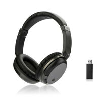 Wireless Headset 2.4G Rechargeable Bluetooth Headphone With Microphone For TV PC
