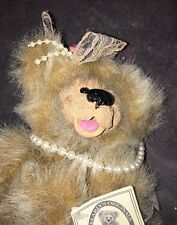 "Mk Nwt Kimberly Hunt 12"" Sarah Bear - Kimbearly's Originals 2E #027"
