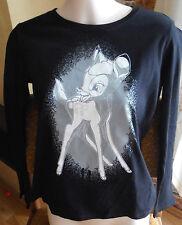 tolles Langarm -  Shirt Gr 164   Disney  Bambi    Langarmshirt Pullover