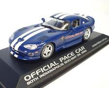 Minichamps (PMA) 1/43 Dodge Viper Indy Pace Car 1996 Indianapolis OVP #9876