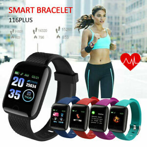 Bluetooth Smart Watch For Sport Activity & Fitness supports Android & iOS