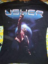 Usher Omg Tour Shirt 2011 Mens Sz Large
