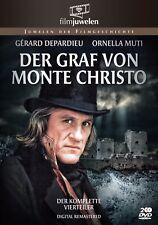 Der Graf von Monte Christo 1-4 - Gerard Depardieu (1998) Fernsehjuwelen [2 DVDs]