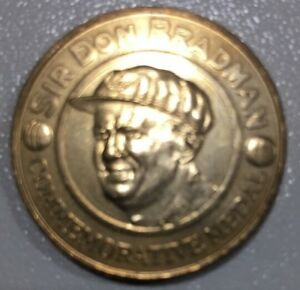 Sunday Telegraph Medal 🥇 Salute To The Don Bradman