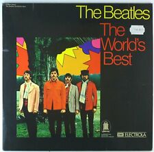 """12"""" LP - The Beatles - The World's Best - H574 - cleaned"""