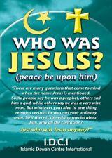JESUS: WHO WAS JESUS ?