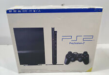 MINT IN BOX Sony Playstation 2 PS2 Slim Console Complete CIB SCPH-70001 WORKS