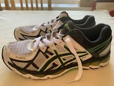Men's Asics Gel Kayano 21 Running Fitness Trainers Size Uk8.5