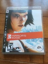 Mirror's Edge PS3 Opened but Unplayed