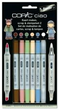 Copic Ciao 5+1 Set Scrap & Stempelset 2 - 22075560