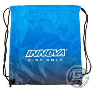 Innova Full Color DRAWSTRING Disc Golf Bag - PICK YOUR DESIGN