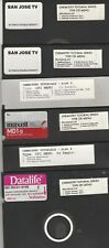 """Chemistry Tutorial Series on 5.25"""" floppy disks Software"""