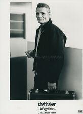 CHET BAKER BRUCE WEBER LET'S GET LOST 1988 VINTAGE PHOTO ORIGINAL  #1