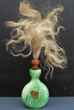 Schönes Kristall Schnupftabakglas - Bixl - Schnupftabakflasche !!! Nr. 98