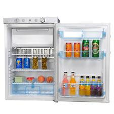 New 3-way Propane Refrigerator Freezer Gas Camper RV Cooler AC Home DC Outdoor