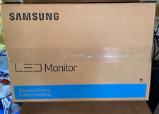 Samsung S24E450D 21.5 Inches Widescreen LCD Monitor - Black