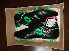 Rare And New Lotto Stadio Campioni SG Soccer shoes US Size 10