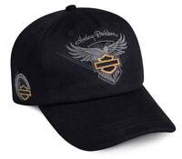 HARLEY DAVIDSON 115TH ANNIVERSARY LADIES HAT BALL CAP * NEW * BASEBALL CAP