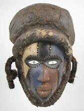 GothamGallery Fine African Art - DRC Kongo Tribal Fetish Mask - T