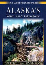 Alaska White Pass and Yukon Route - The Gold Rush Railroad DVD