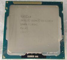 Intel SR0PH Xeon E3-1220v2 3.1GHz CPU processor