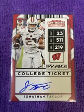 2020 Jonathan Taylor Contenders Auto Combined Shipping Wow