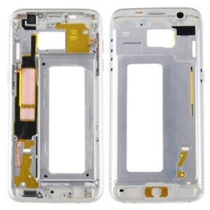 Samsung Galaxy S7 G930 S7 Edge G935 Middle Frame Bezel Housing Plate Refurbished