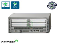 CISCO ASR1000 V02 SERIES ASR1004= ROUTER CHASSIS 2* POWER SUPPLY COUPADFBAB