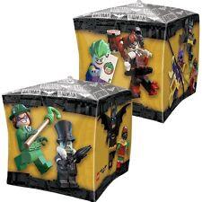 Anagram International The Lego Batman Movie Cubez Balloon Pack, 15 in x 15 in