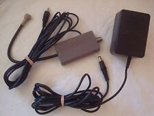 Nintendo NES Power AC Adapter Cord & RF Switch Cable ORIGINAL OEM TESTED WORKING