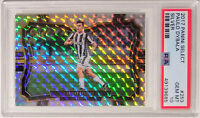 2017 Panini Select Silver Prizm Paulo Dybala Juventus PSA 10 GEM MINT POP 3