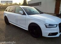 SILL COVERS For AUDI A4 B8 Performance S Line SIDE SKIRTS SIDESKIRTS Limo Avant