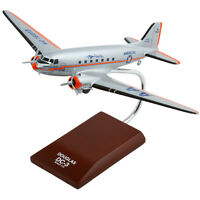 American Airlines Douglas DC-3 Desk Top Display Model 1/72 Aircraft ES Airplane