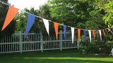 100 ft FLAGS BANNER PENNANT GRAND OPENING SPECIAL EVENT PATRIOTIC PARTY STREAMER