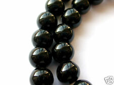 AAA Top Quality Onyx Round Bead 6mm Gem Stone 65 Beads