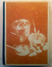 From Julia Child's Kitchen 2nd Print 1975 HC cookbook cooking