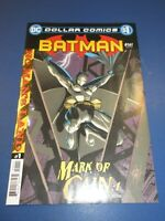 Batman #467 Dollar Comics Reprint 1st Cassandra Cain NM gem Wow