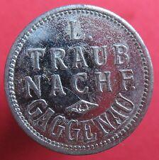 Old Rare Deutsche bier - Gaggenau - L. Traub Nachf.- UNLISTED - mehr am ebay.pl