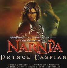 The Chronicles of Narnia: Prince Caspian | CD | Zustand akzeptabel