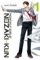 Monthly Girls' Nozaki-Kun, Vol. 1 (Paperback or Softback)