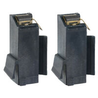 ELECTRA WASHING MACHINE MOTOR CARBON BRUSHES REPLACEMENT SET OF 2