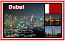 DUBAI - SOUVENIR NOVELTY FRIDGE MAGNET - BRAND NEW - GIFT