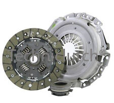 3 PIECE CLUTCH KIT INC BEARING 190MM FORD SIERRA 1.6