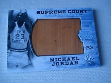 MICHAEL JORDAN 2010 SP Authentic Supreme Court Floor #2