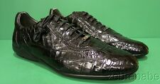 Mezlan Men's Glasgow Crocodile Shoes Style 13669 Size 12 M