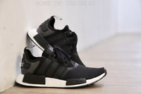 NMD_R1 'Black Grey Wool DB0544 Men's Trainers All Sizes - SALE